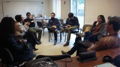 Participantes das oficinas debateram projetos e parcerias